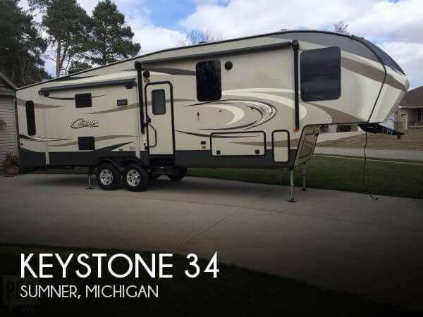 2016 Keystone Keystone 303 RLS