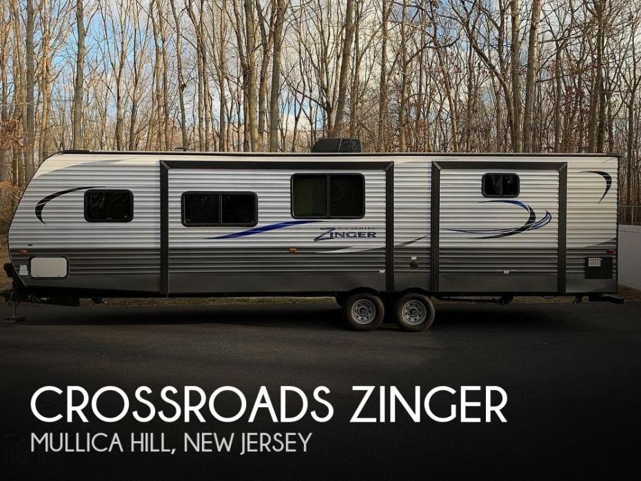 2017 CrossRoads Crossroads Zinger