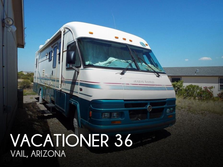 1996 Holiday Rambler Vacationer 36