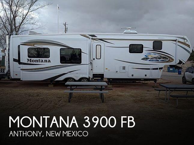2014 Keystone Montana 3900 FB