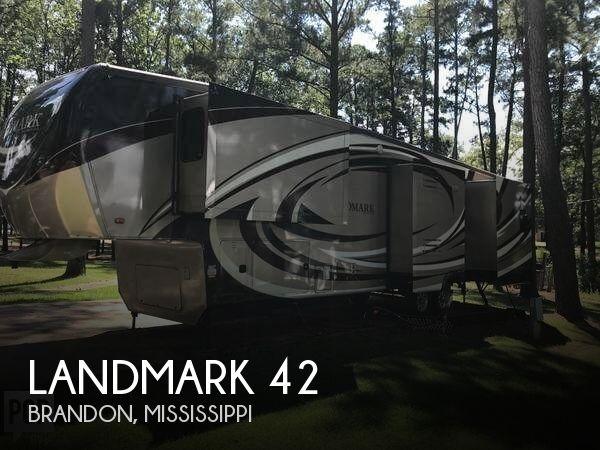 2012 Heartland Landmark 42