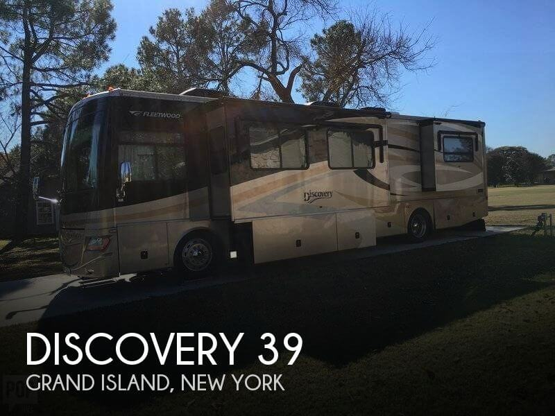 2007 Fleetwood Discovery 39 S