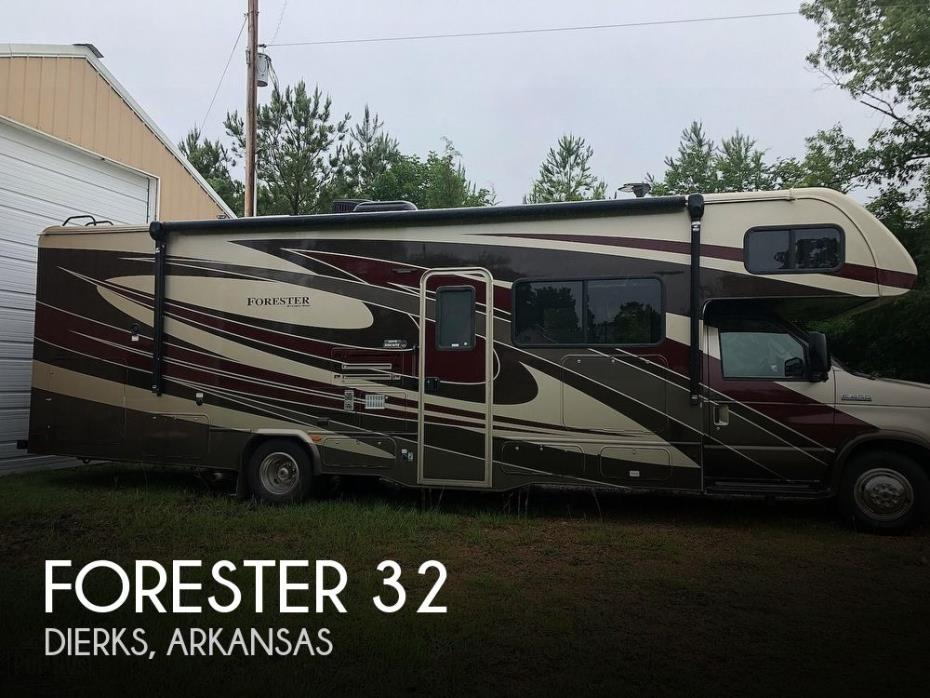 2017 Forest River Forester 32