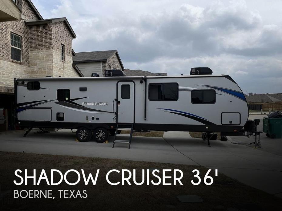 2020 Cruiser RV Shadow Cruiser 329QBS