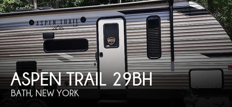 2021 Dutchmen Aspen Trail 29BH