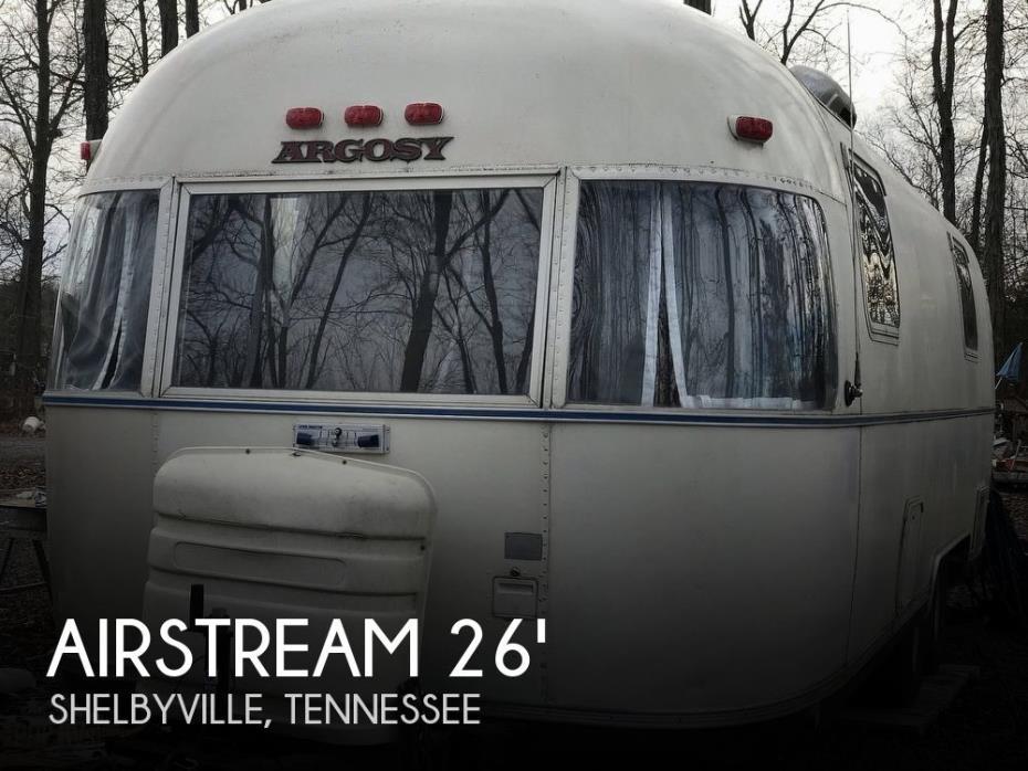 1976 Airstream Airstream Argosy 26 Twin