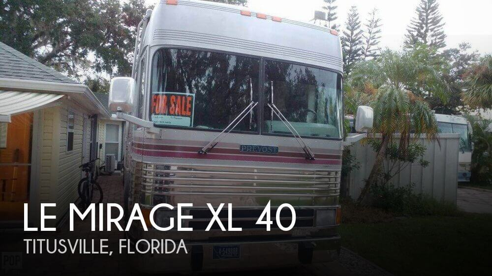1991 Prevost Le Mirage XL 40