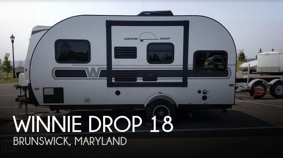 2017 Winnebago Winnie Drop WD170K