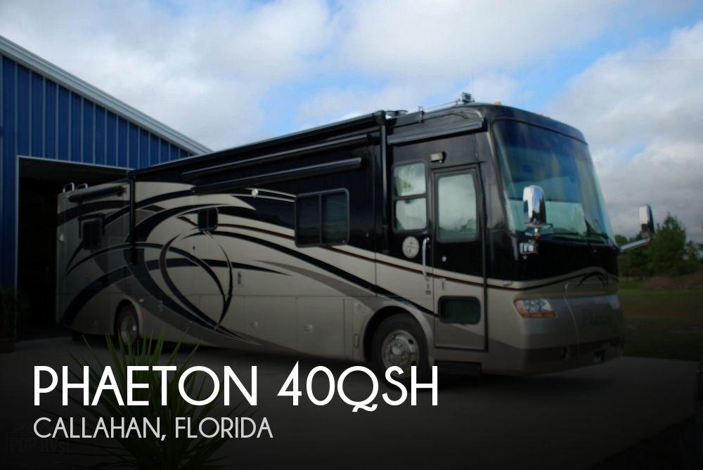2007 Tiffin Phaeton 40QSH