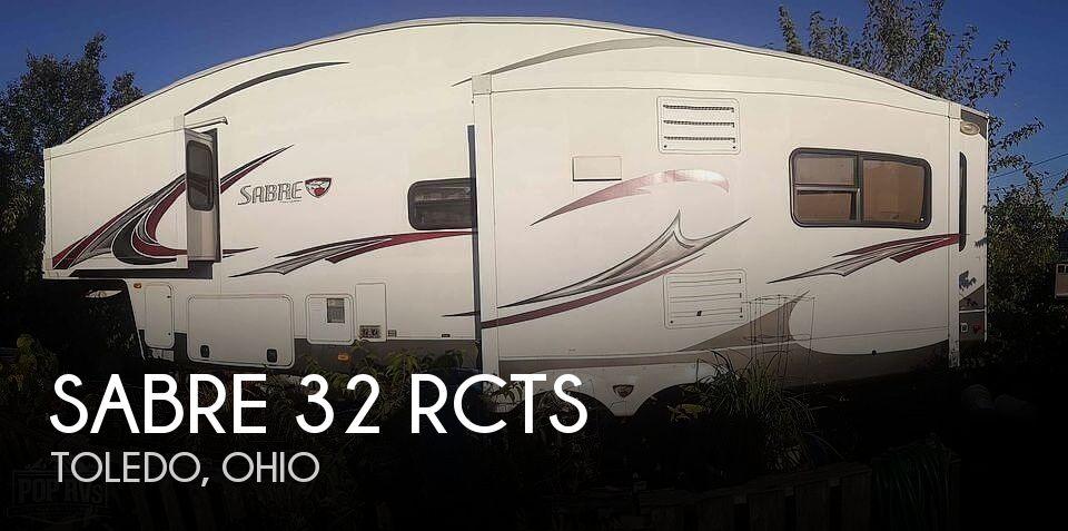 2012 Palomino Sabre 32 RCTS