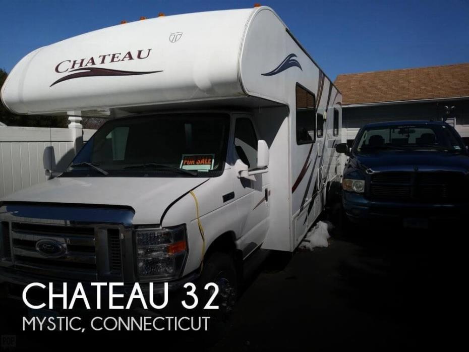 2013 Thor Motor Coach Chateau 32