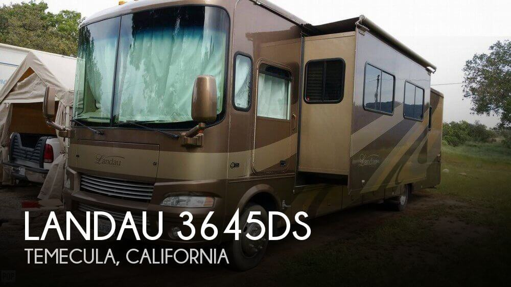 2006 Georgie Boy Landau 3645DS