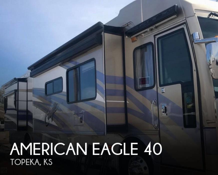 2004 American Coach American Eagle 40L