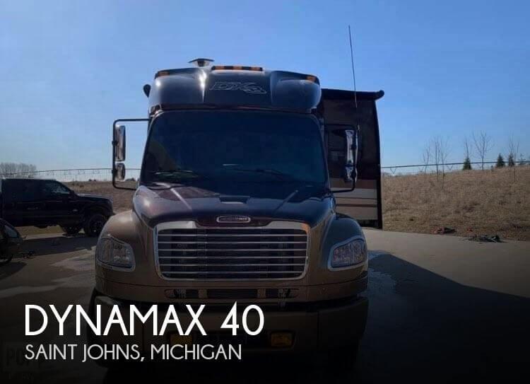 2014 Dynamax 40