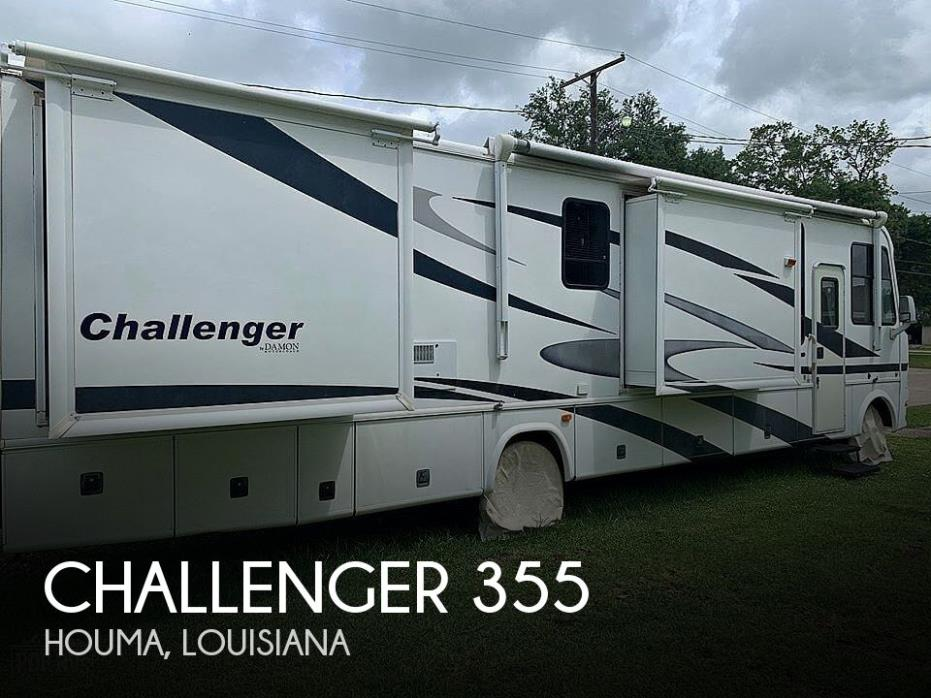 2008 Damon Challenger 355 (Brand New Lifetime Roof as of November 2020)