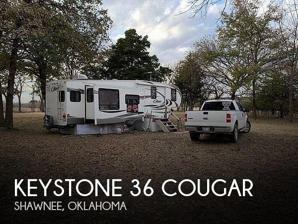 2014 Keystone Keystone Cougar 331MKS