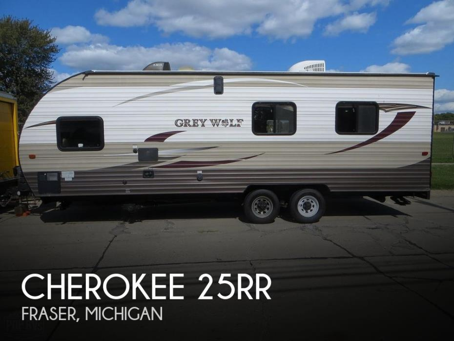2015 Forest River Cherokee 25RR