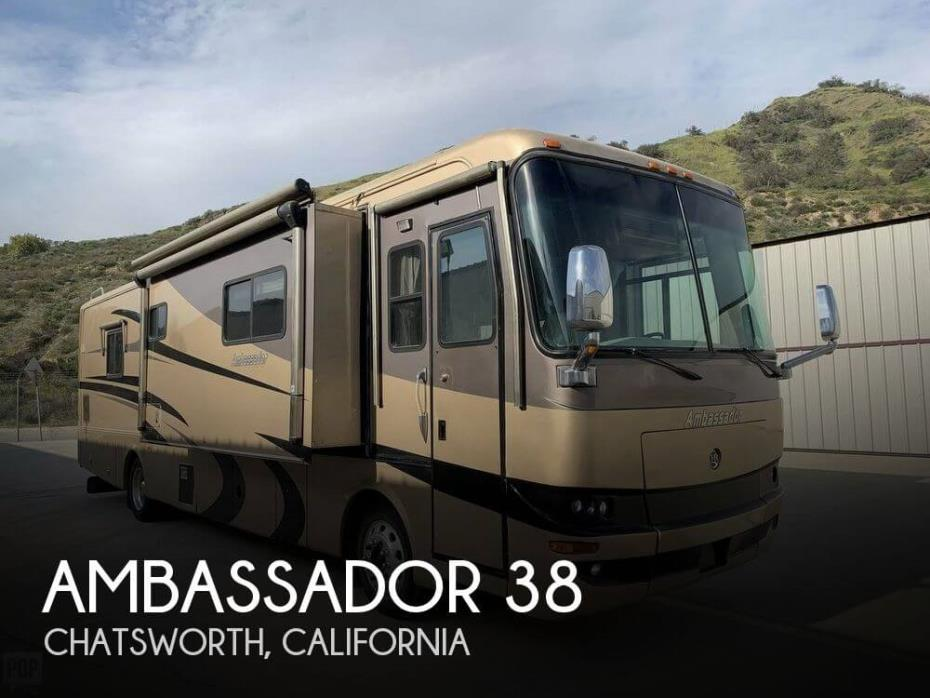 2005 Holiday Rambler Ambassador 38