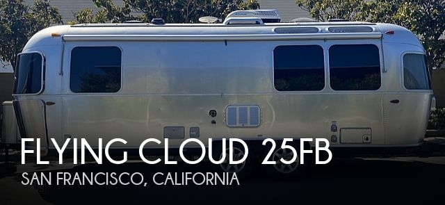2016 Airstream Flying Cloud 25FB