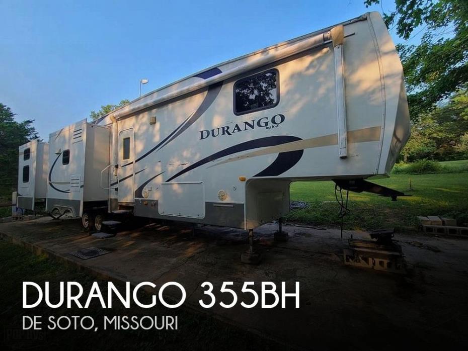 2010 KZ Durango 355BH