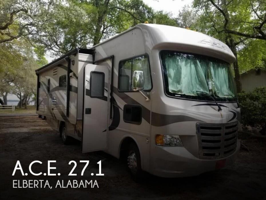 2014 Thor Motor Coach A.C.E. 27.1