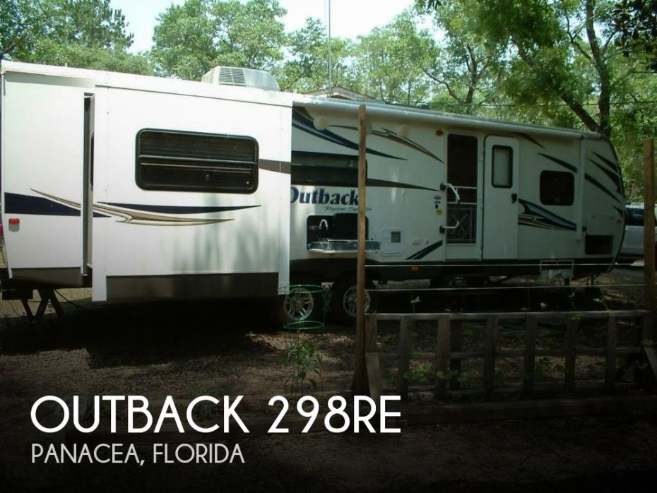 2013 Keystone Outback 298RE