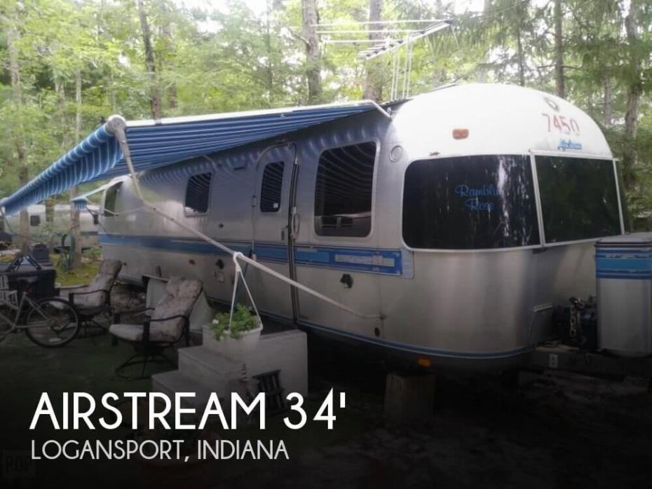 Airstream Excella 34 Rvs For Sale