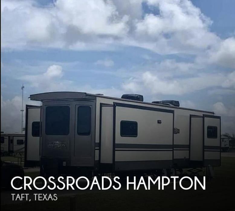 2017 CrossRoads Crossroads Hampton HP380FD