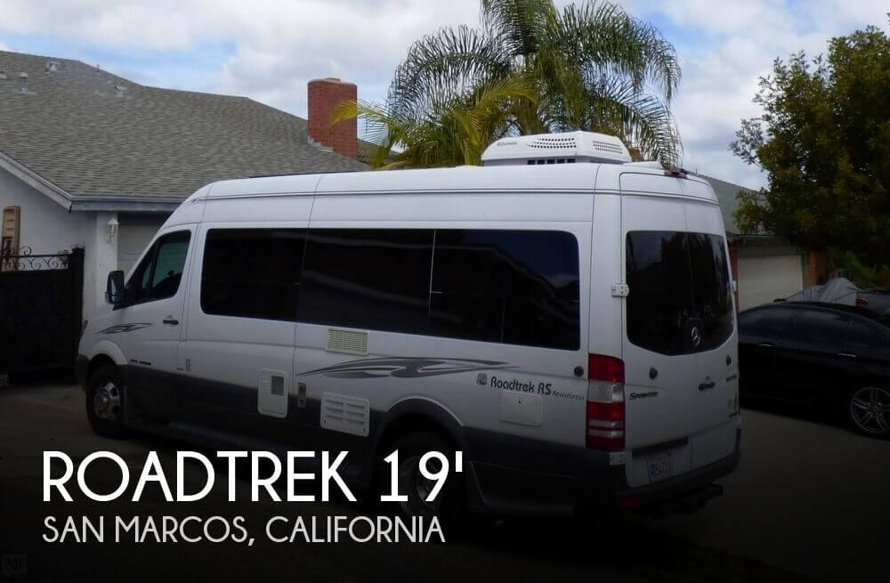 2013 Roadtrek Roadtrek 19 RS Adventurous