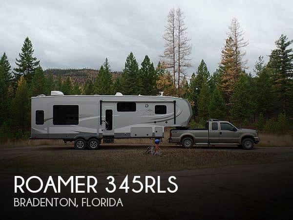 2014 Open Range Roamer 345RLS