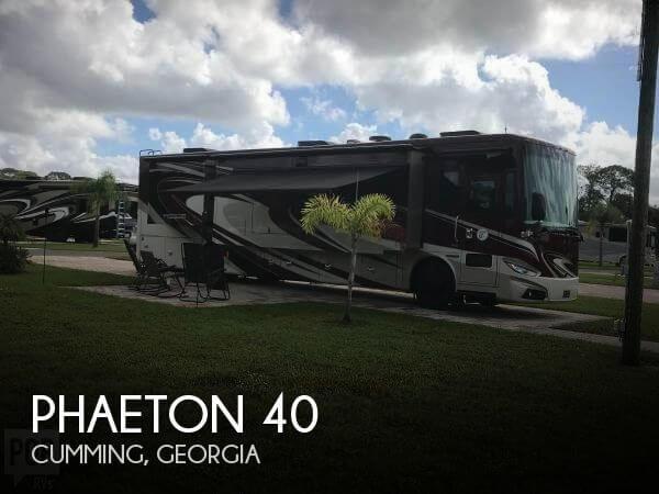 2015 Tiffin Phaeton 40