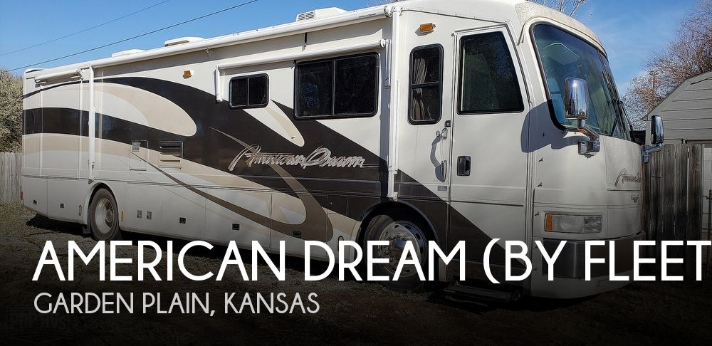 2000 American Dream (by Fleetwood) 37DRS