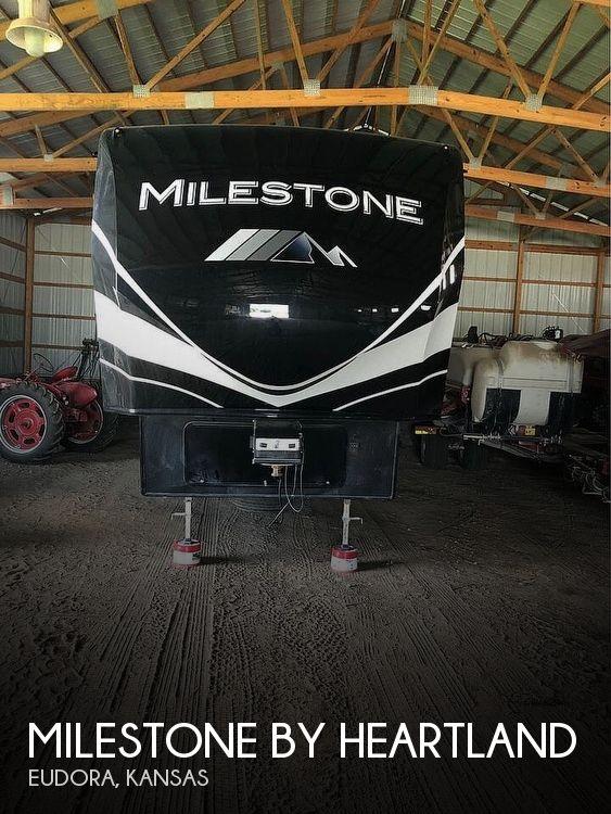 2020 Milestone by Heartland 360RD