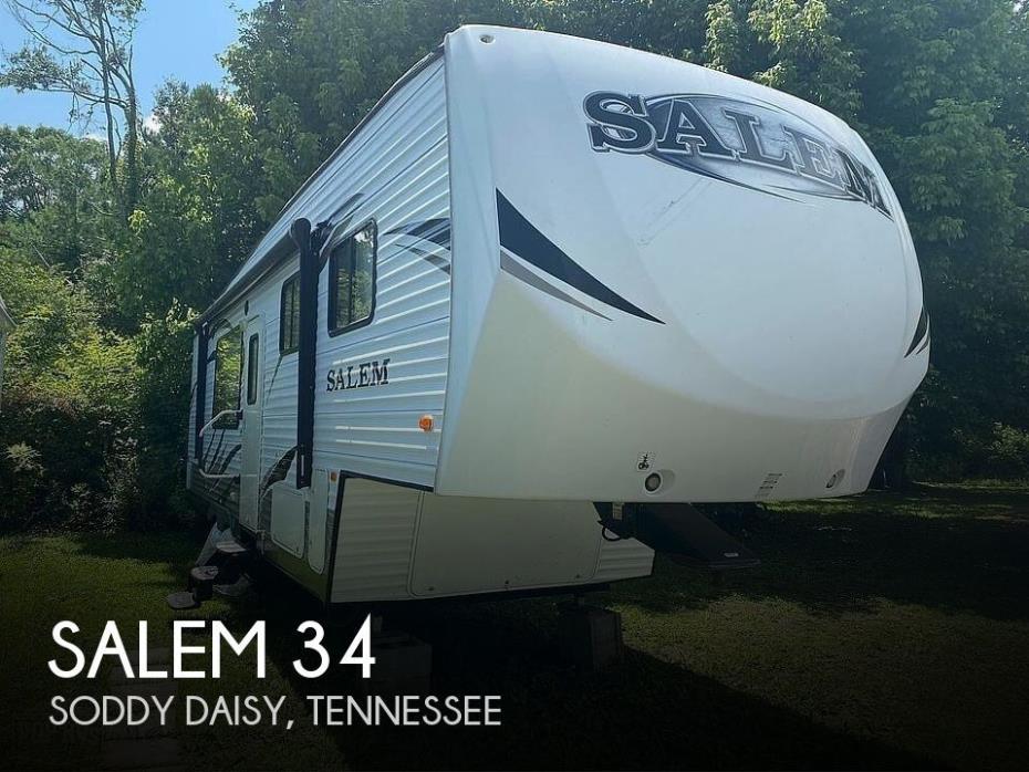2013 Forest River Salem 29RKSS