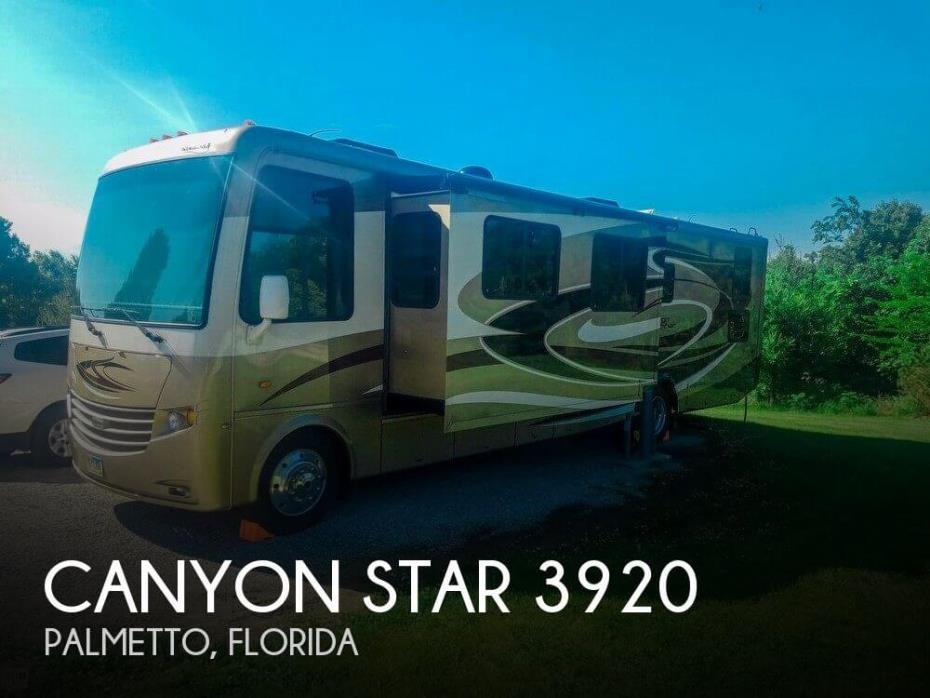 2013 Newmar Canyon Star 3920