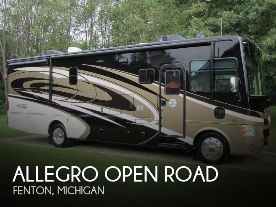 2016 Tiffin Allegro Open Road 32SA