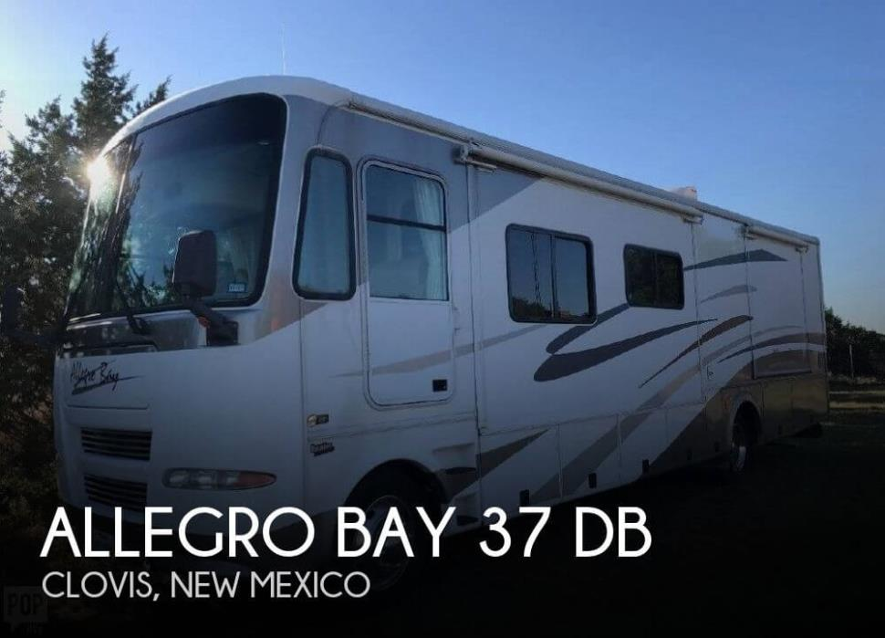 2004 Tiffin Allegro Bay 37 DB