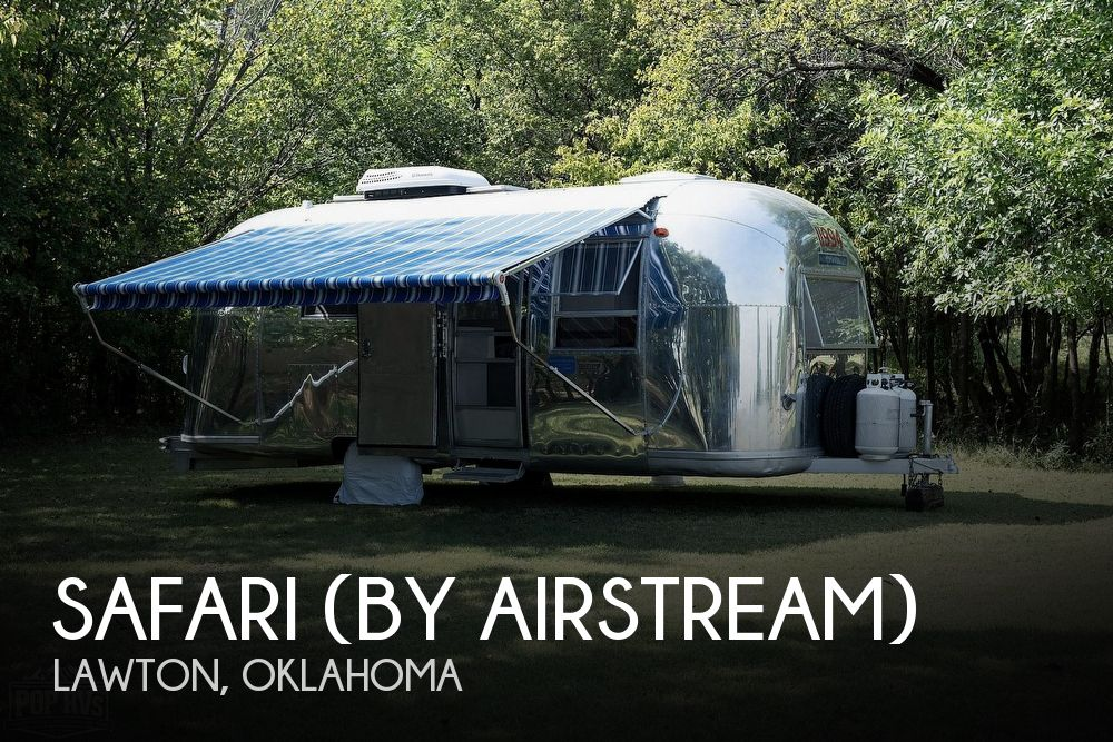 1965 Safari (by Airstream) 22