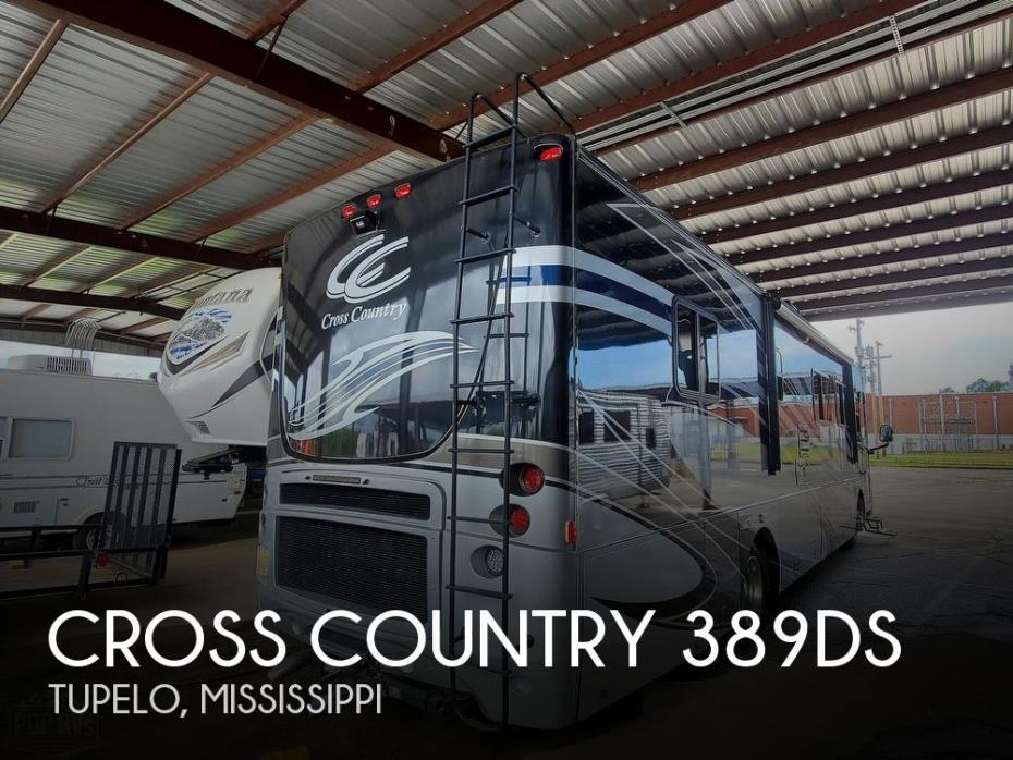 2007 Coachmen Cross Country 389DS