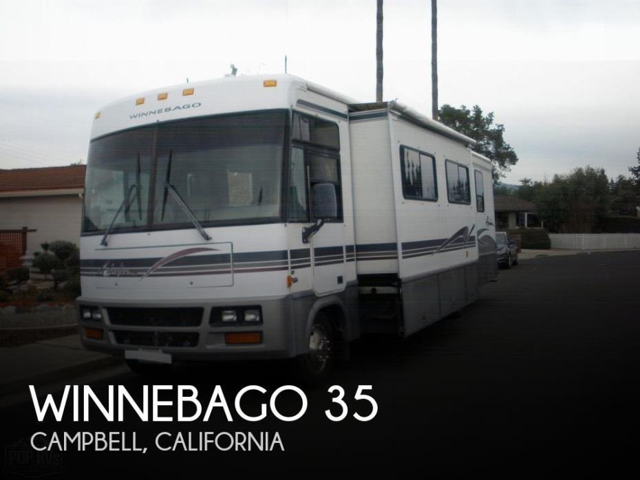 1999 Winnebago Adventurer 35C