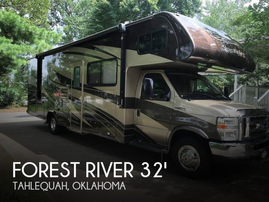 2018 Forest River Sunseeker 3050S