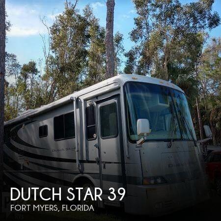 2002 Newmar Dutch Star 39 XC