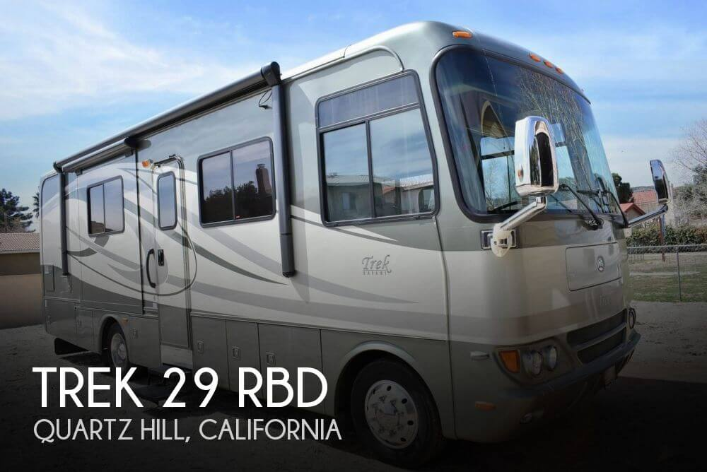 2008 Safari Trek 29 RBD