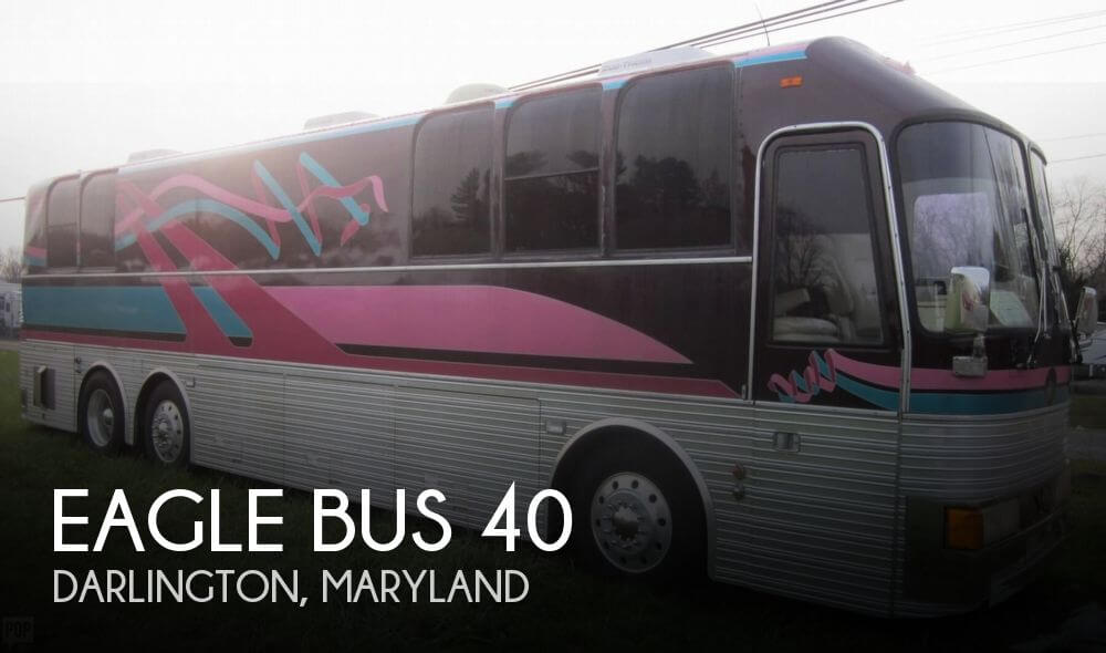 1983 Eagle Bus 40