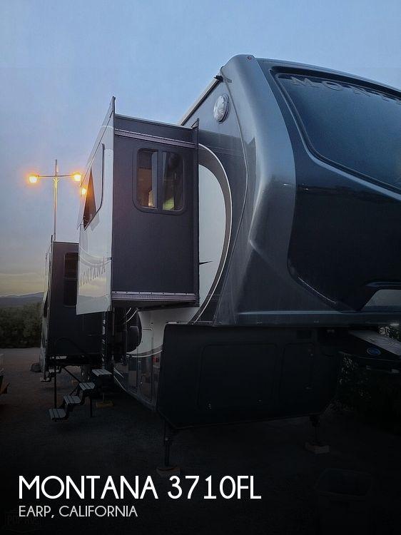 2016 Keystone Montana 3710FL
