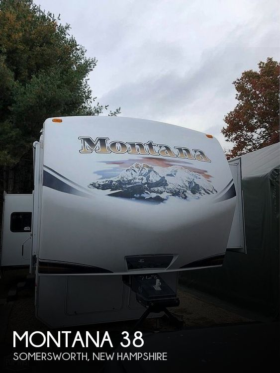 2012 Keystone Montana 3455SA