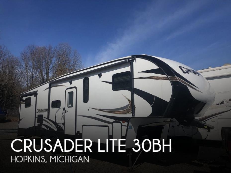 2019 Prime Time Crusader Lite 30BH