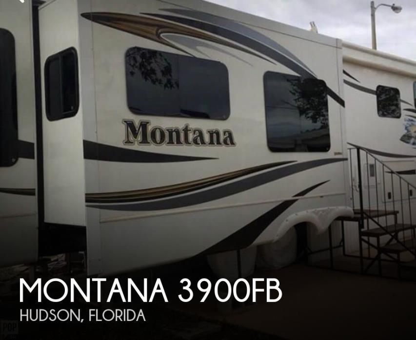2013 Keystone Montana 3900FB
