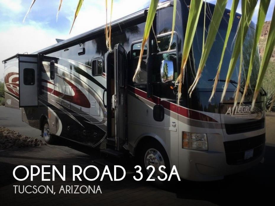 2016 Tiffin Open Road 32SA