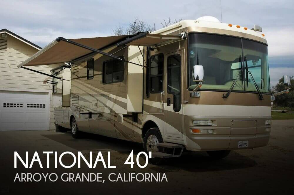 2007 National RV National Tropical LX T391